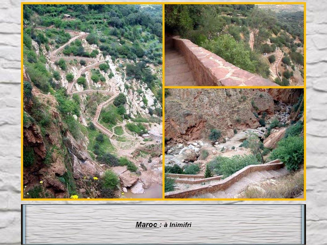 Maroc : à Inimifri