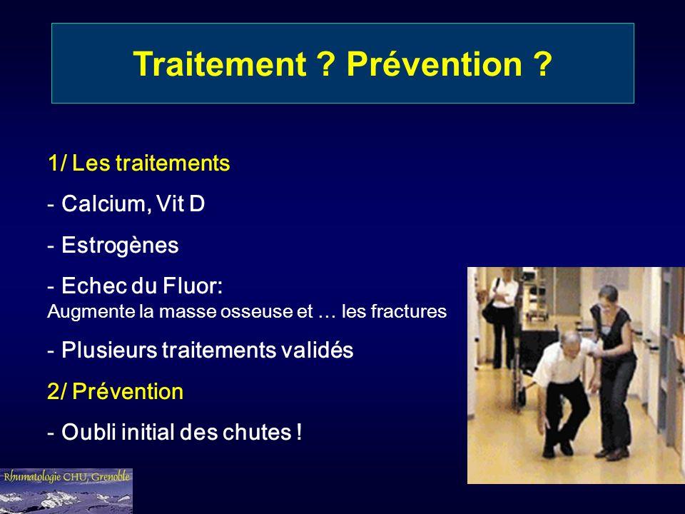 Traitement Prévention
