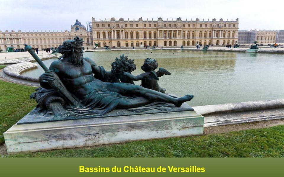 Bassins du Château de Versailles
