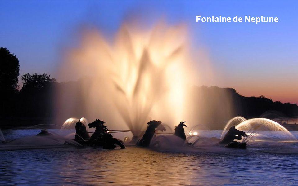 Fontaine de Neptune