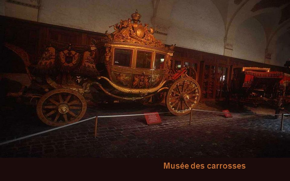 Musée des carrosses