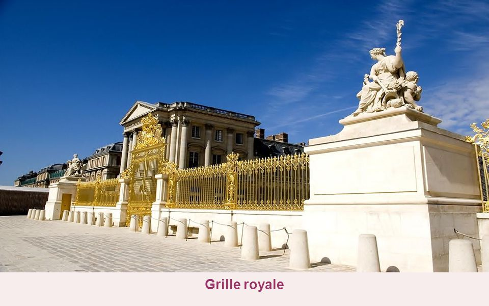 Grille royale