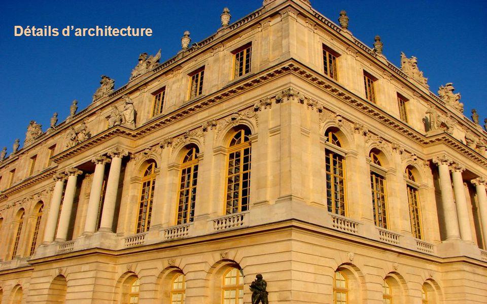 Détails d'architecture