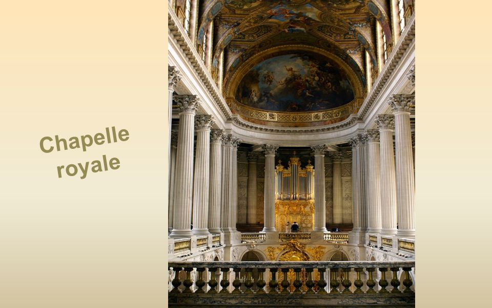 Chapelle royale