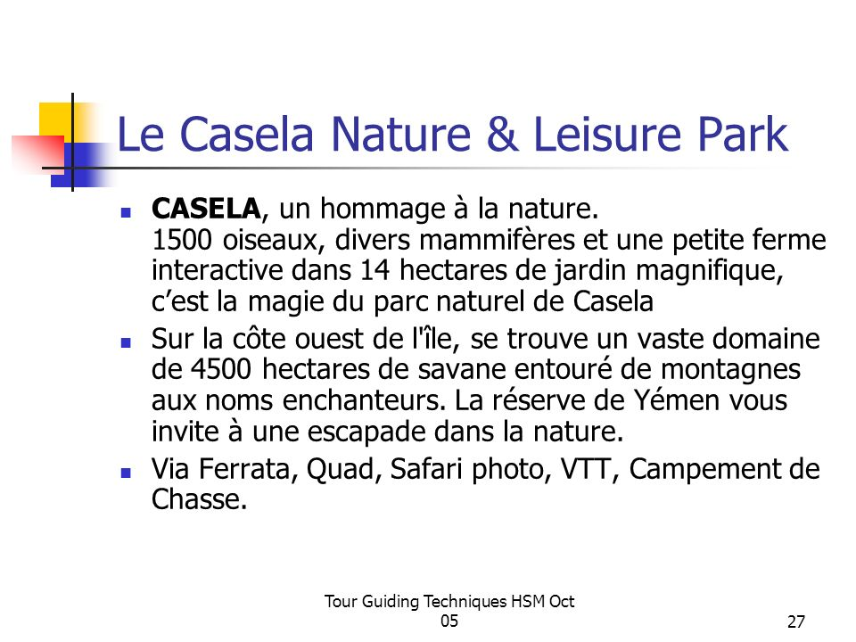 Le Casela Nature & Leisure Park