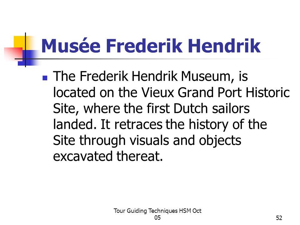 Musée Frederik Hendrik