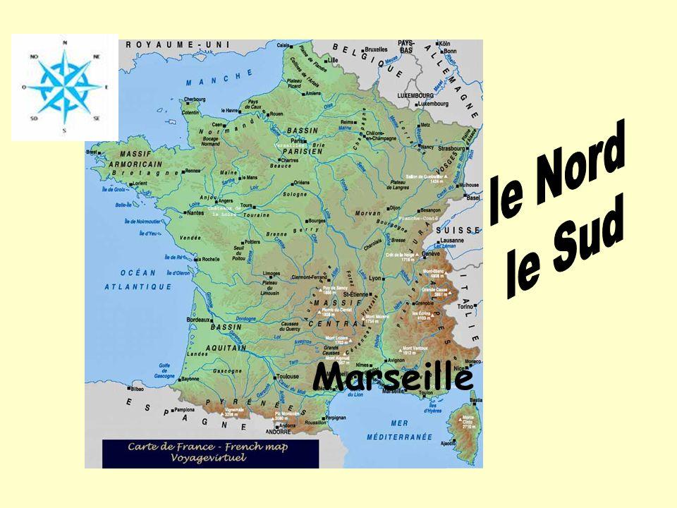 le Nord le Sud Marseille
