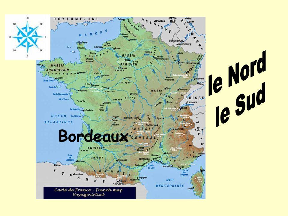 le Nord le Sud Bordeaux