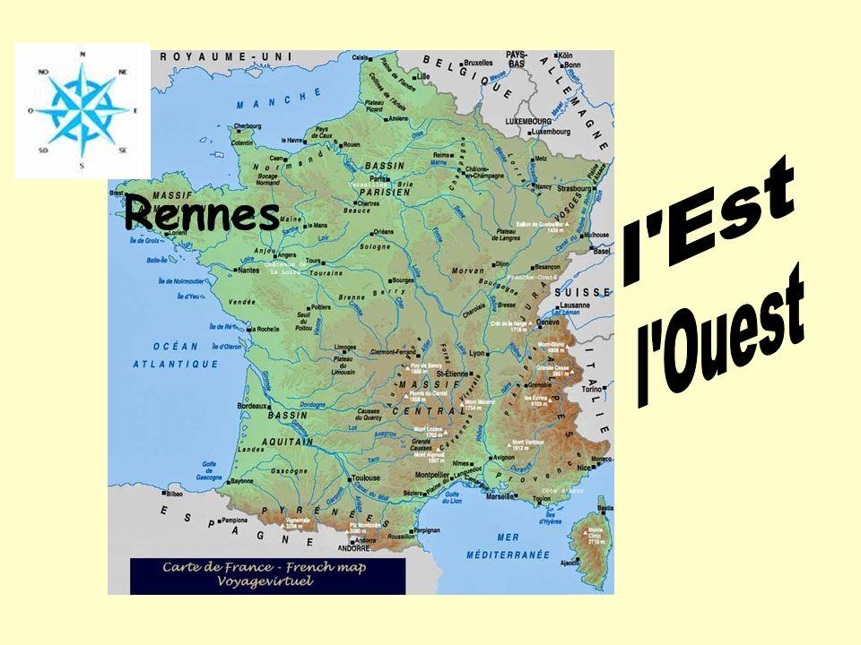 l Est Rennes l Ouest