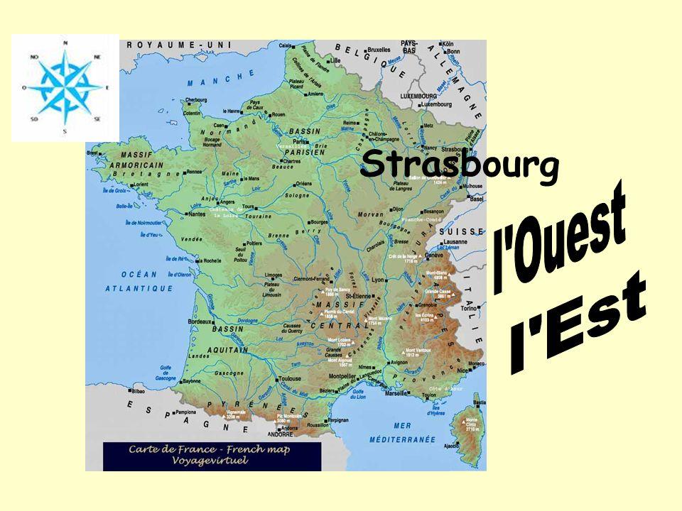 Strasbourg l Ouest l Est
