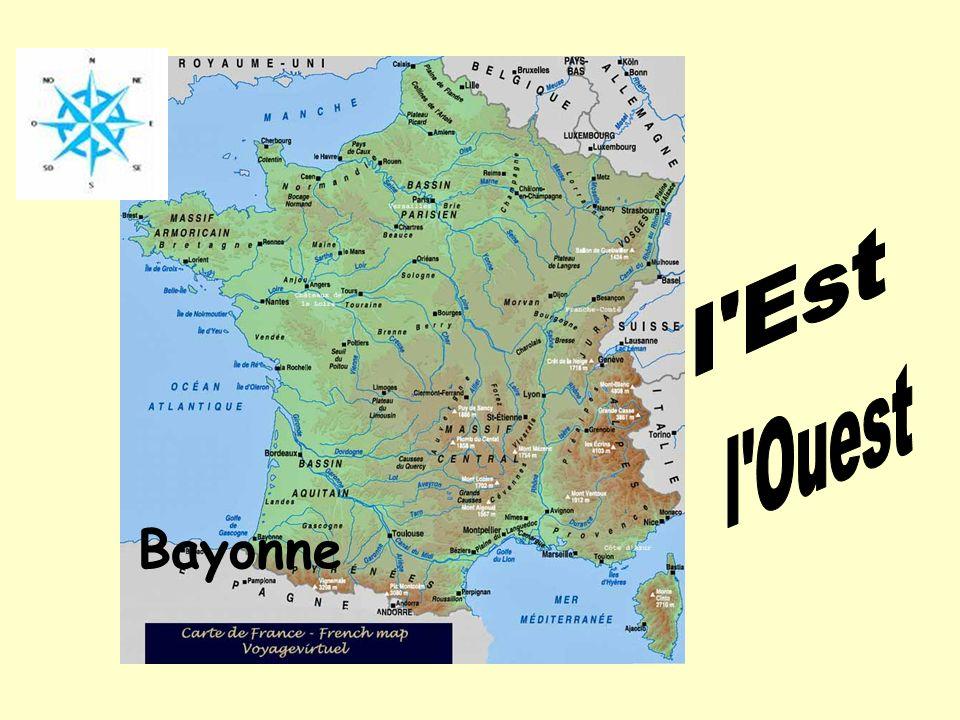 l Est l Ouest Bayonne