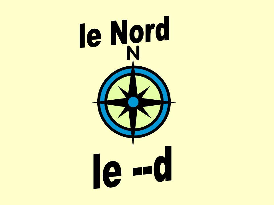 le Nord le --d