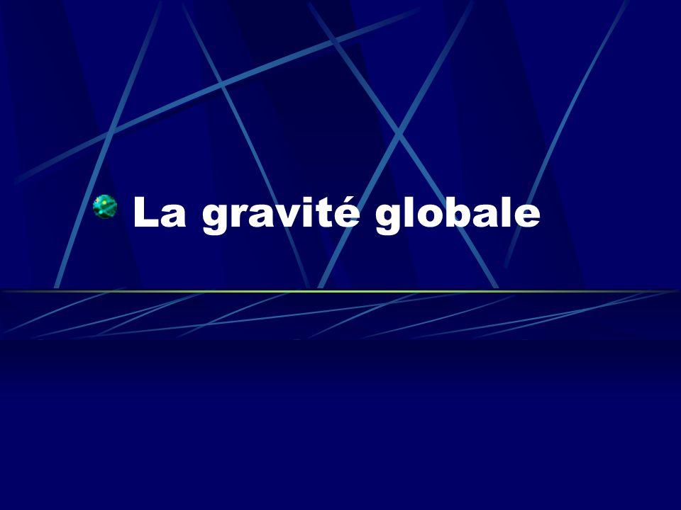 La gravité globale