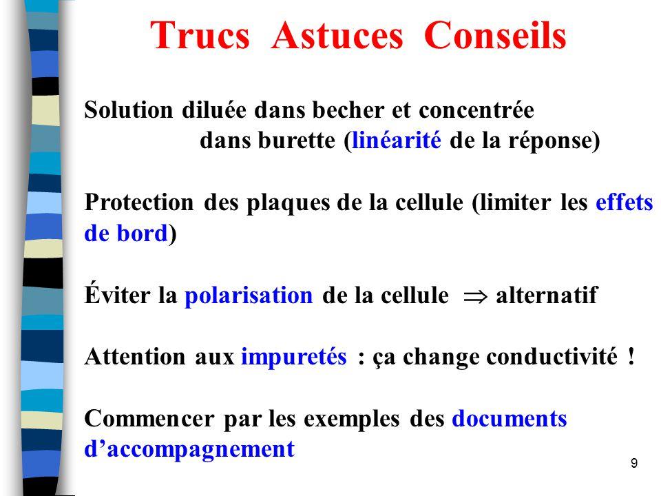 Trucs Astuces Conseils