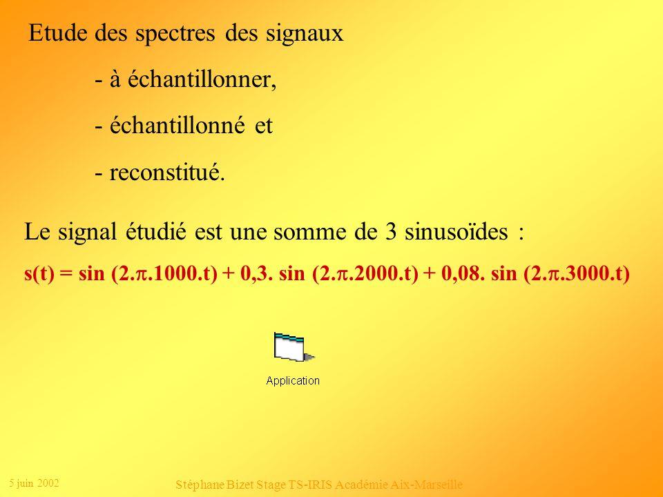 Stéphane Bizet Stage TS-IRIS Académie Aix-Marseille
