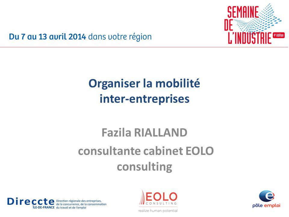 Organiser la mobilité inter-entreprises