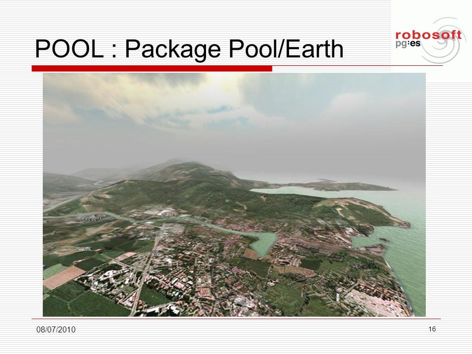 POOL : Package Pool/Earth