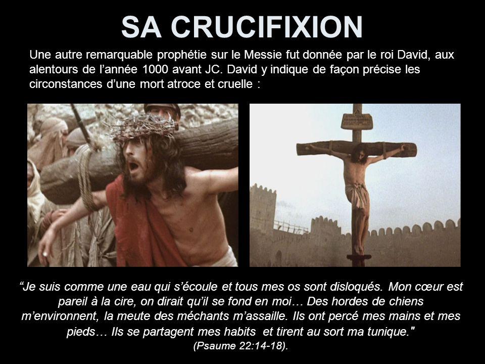 SA CRUCIFIXION