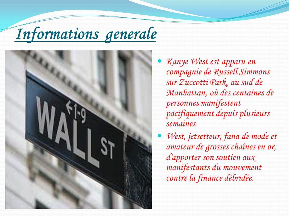 Informations generale
