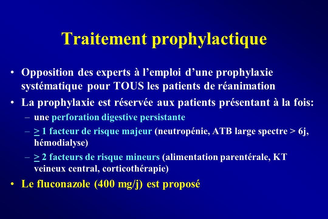 Traitement prophylactique