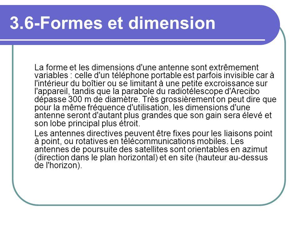 3.6-Formes et dimension