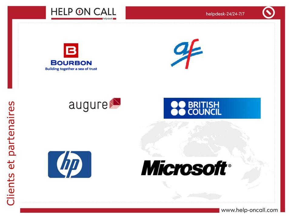 Clients et partenaires