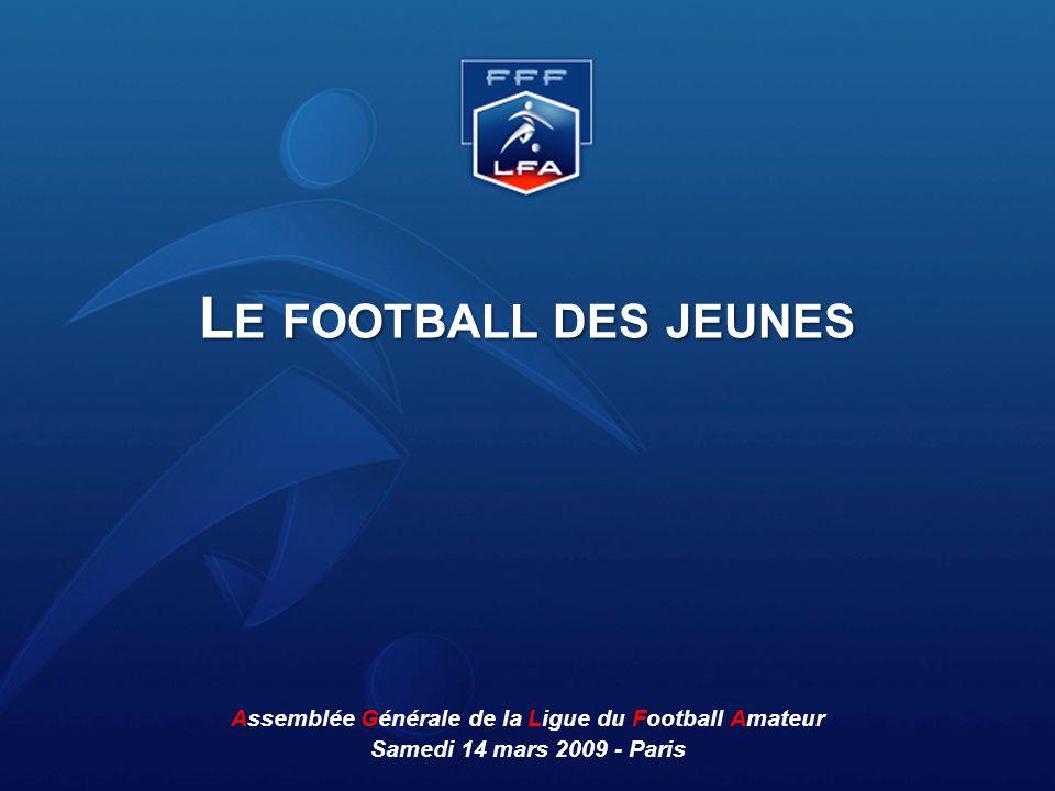 Assemblée Générale de la Ligue du Football Amateur