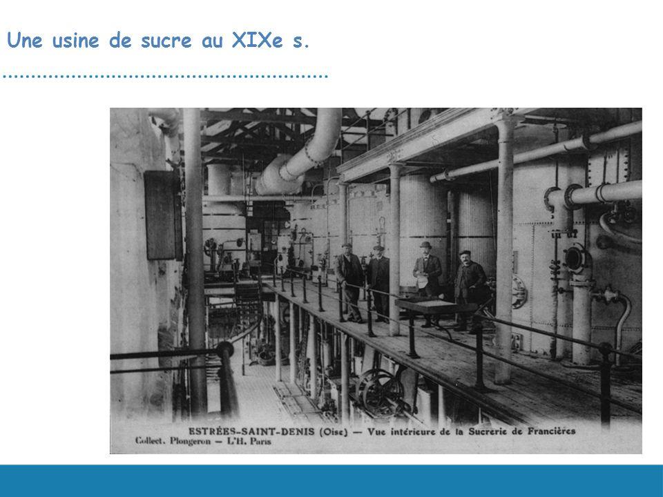 La sucrerie de Francières (environs de Compiègne)