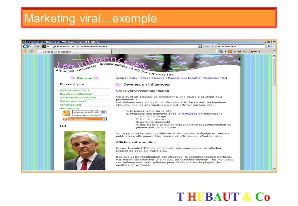 Marketing viral…exemple