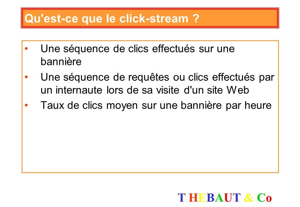 Qu est-ce que le click-stream