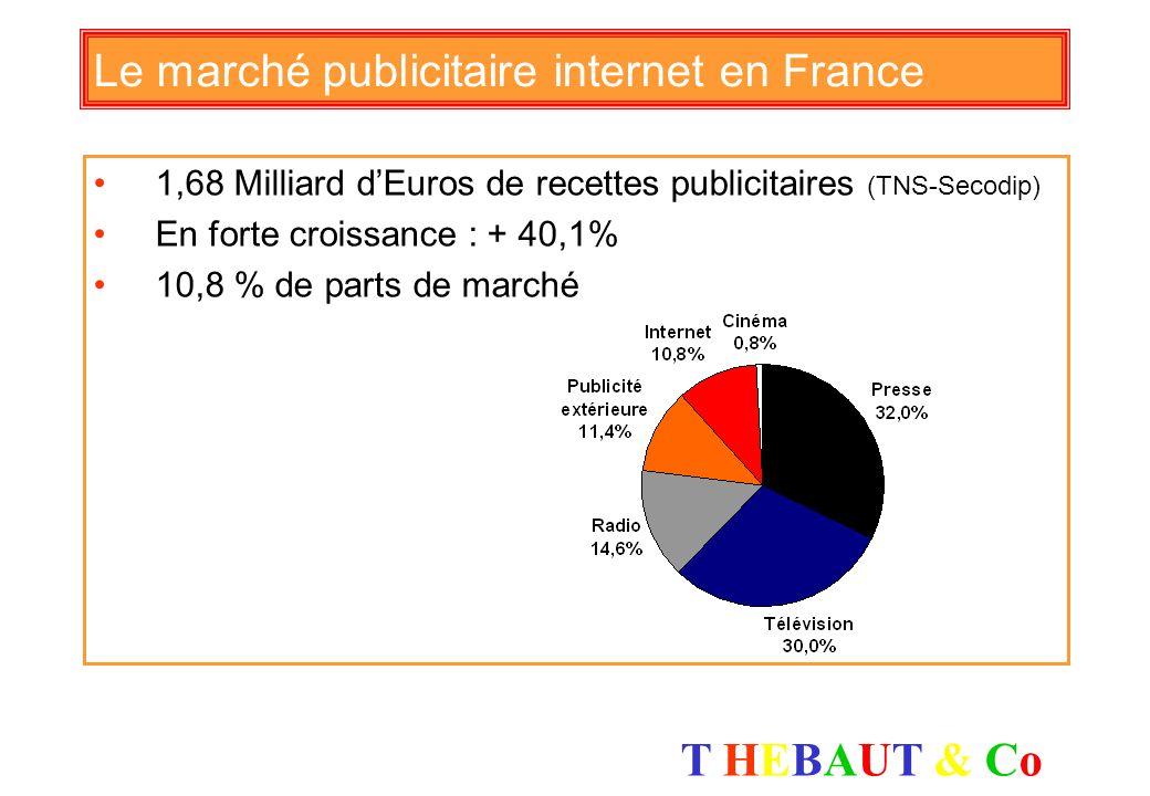 Le marché publicitaire internet en France