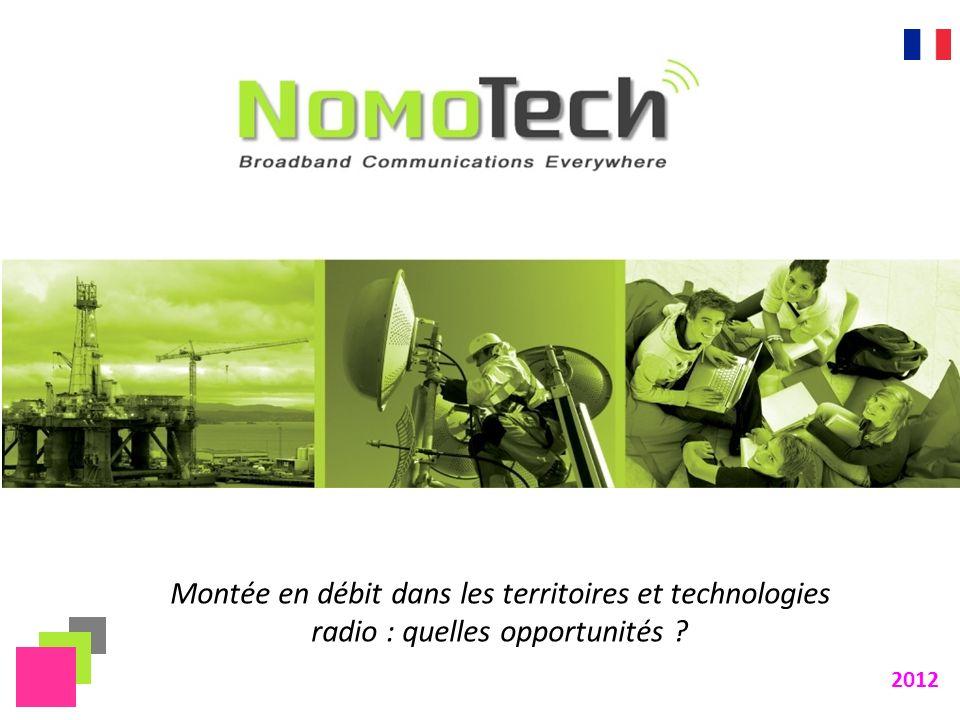 Montée en débit dans les territoires et technologies radio : quelles opportunités