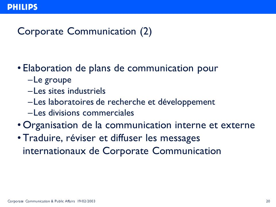 Corporate Communication (2)