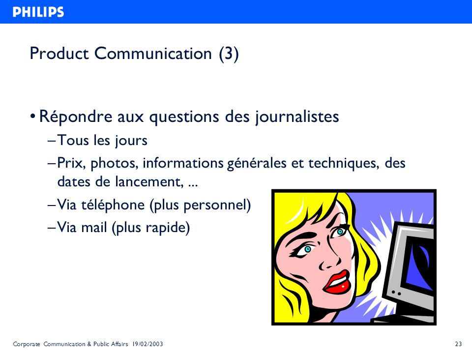 Product Communication (3)