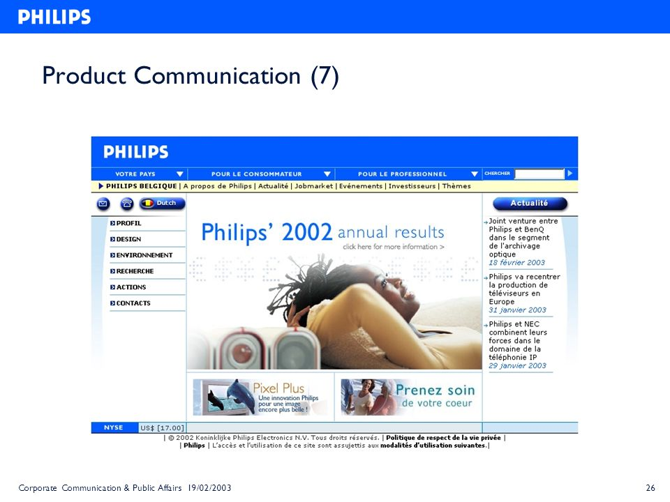 Product Communication (7)