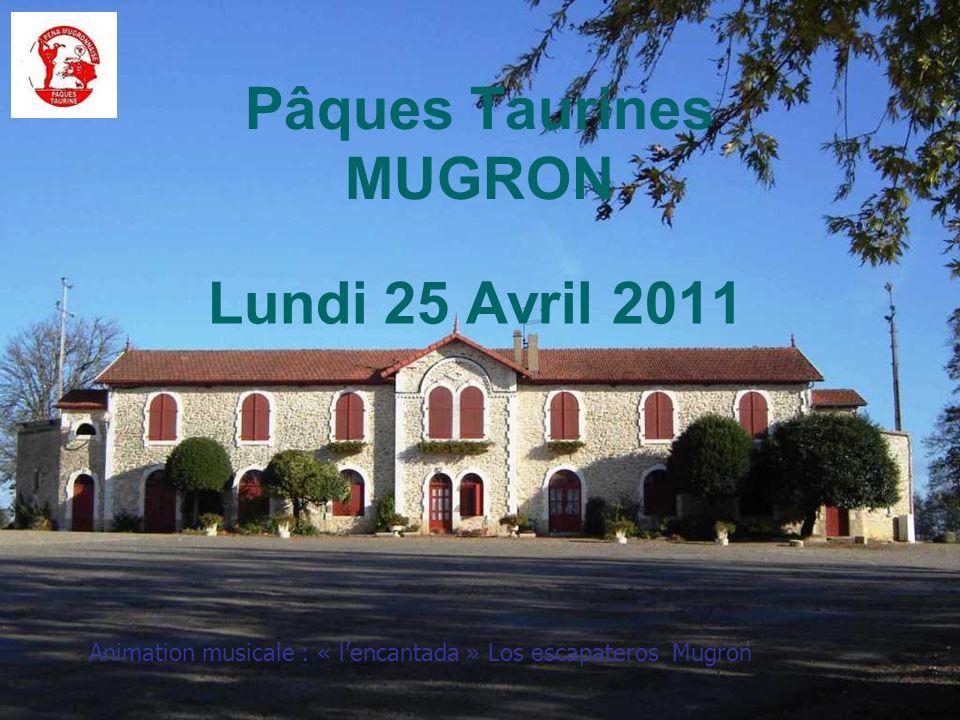 Pâques Taurines MUGRON