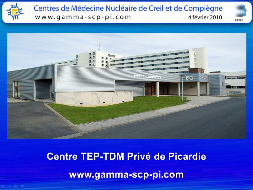 Centre TEP-TDM Privé de Picardie