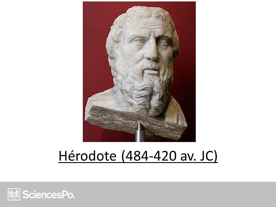 Hérodote (484-420 av. JC)