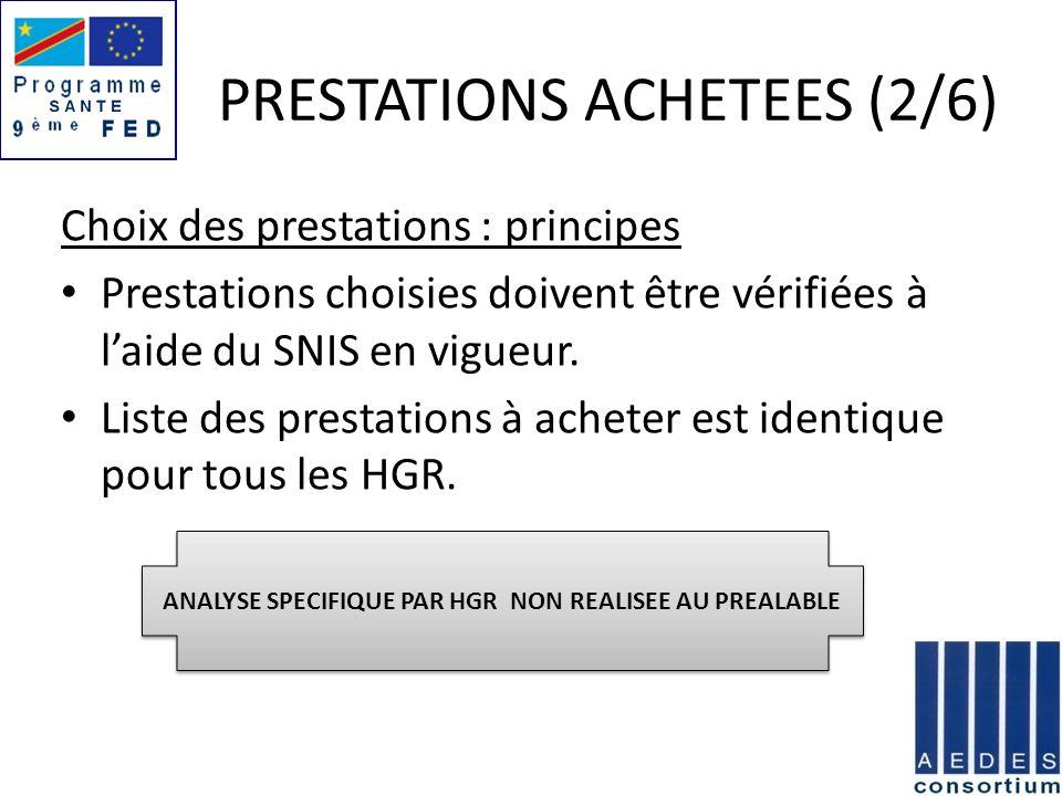 PRESTATIONS ACHETEES (2/6)