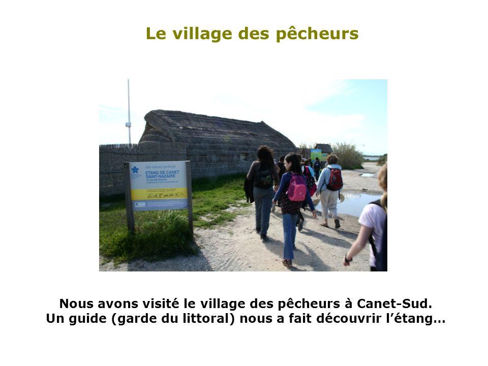 Le village des pêcheurs