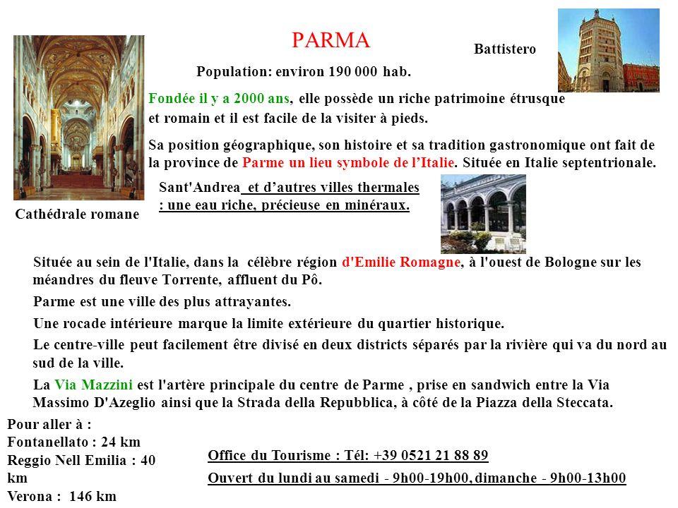 Italie parma comenius epeite ppt t l charger - Brunico italie office du tourisme ...