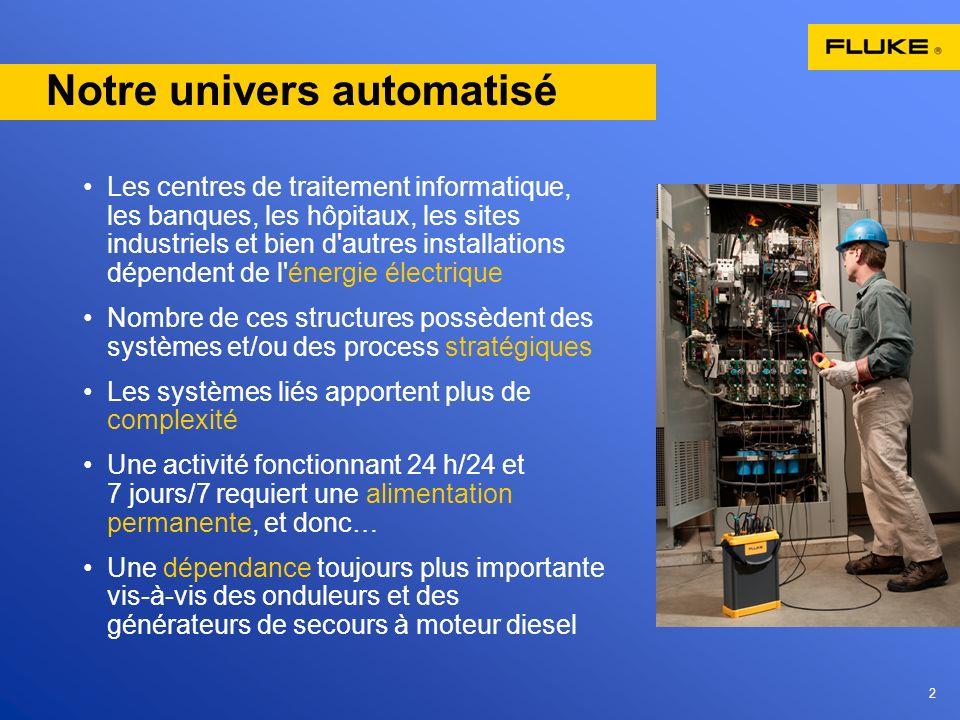 Notre univers automatisé