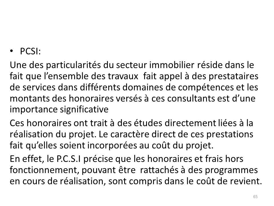 PCSI: