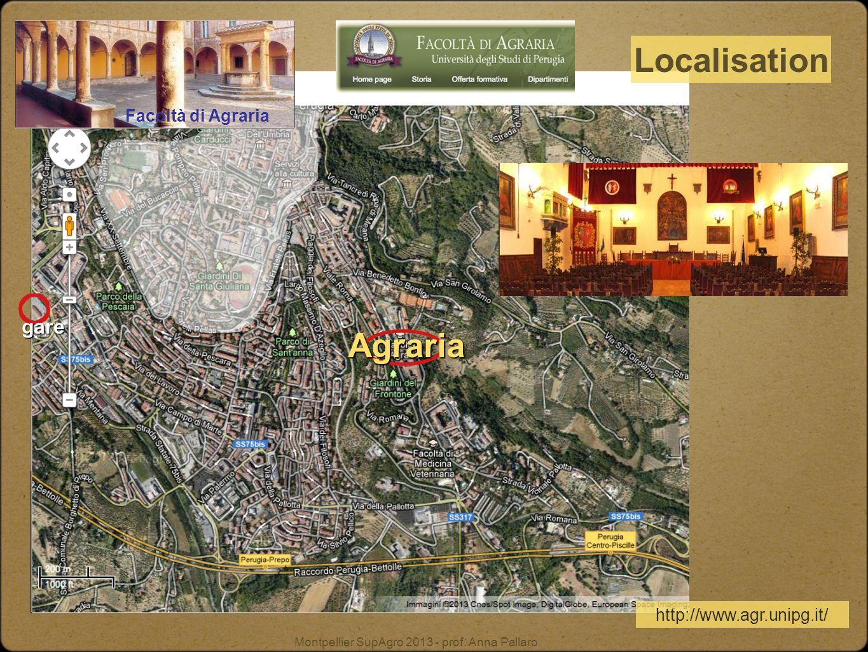 Facoltà di Agraria Perugia