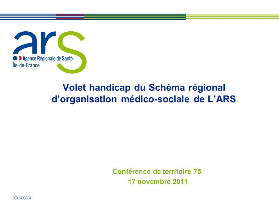 Conférence de territoire 75 17 novembre 2011