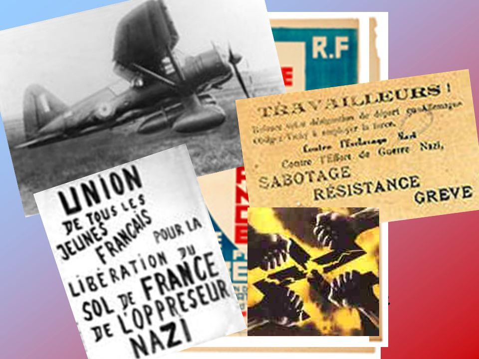La Croix de Lorraine est le symbole de la Résistance