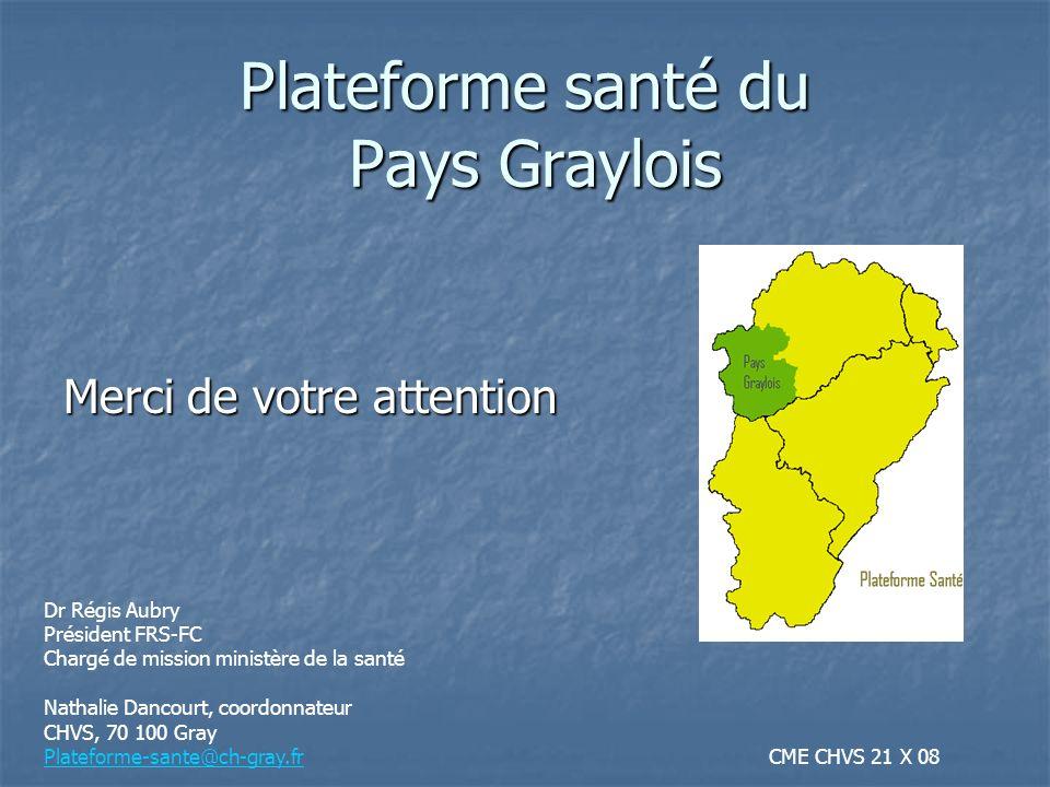 Plateforme santé du Pays Graylois