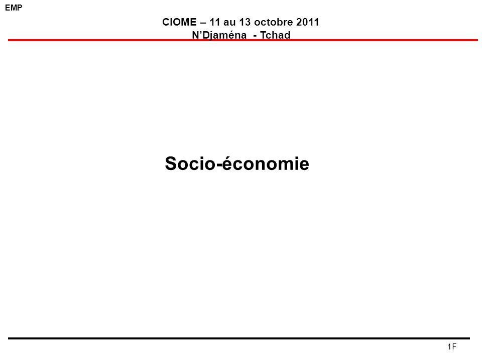 Socio-économie