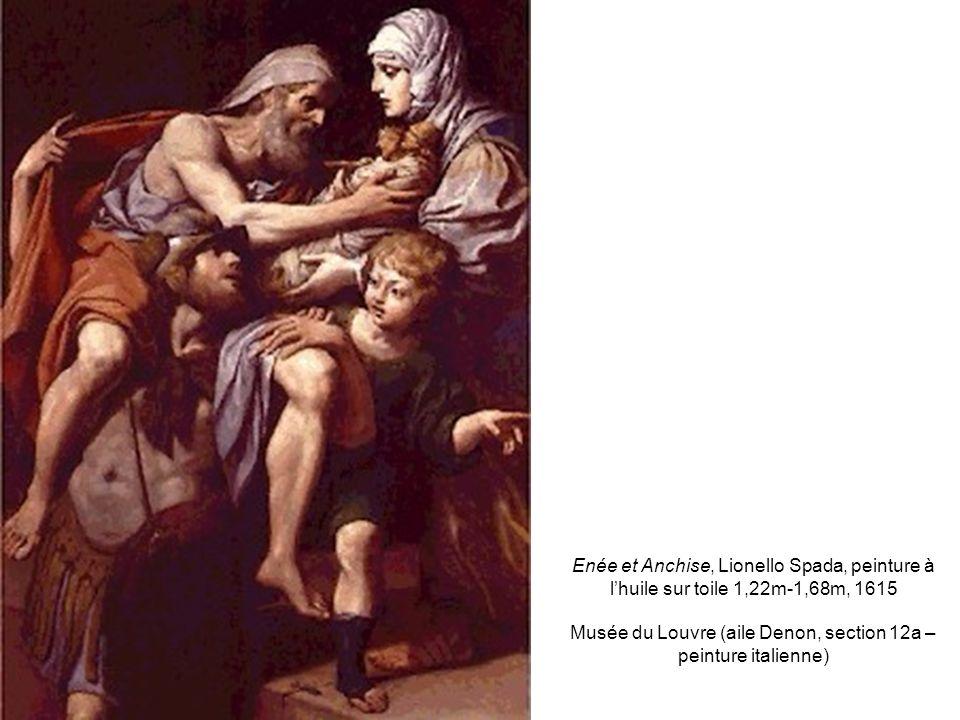 Musée du Louvre (aile Denon, section 12a – peinture italienne)