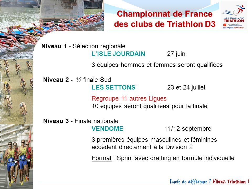 Championnat de France des clubs de Triathlon D3